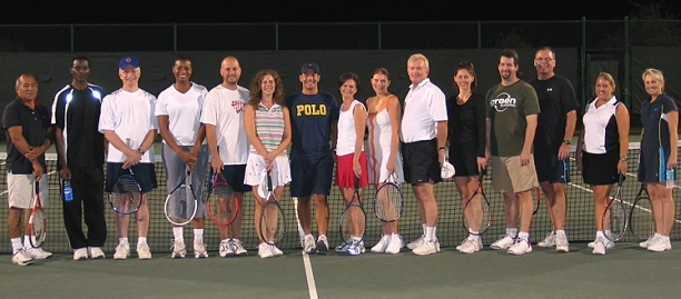 Enter the SouthWest Orlando Tennis Website - SWOT!